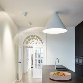 Toss B – Cone Ceiling