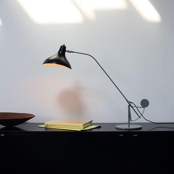 Lampe Gras MANTIS table