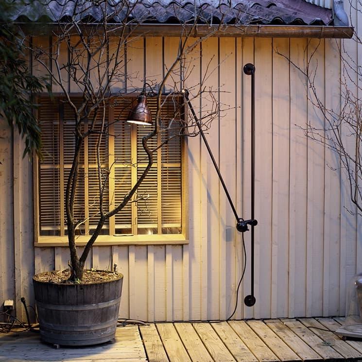 Lampe Gras N°214 XL outdoor