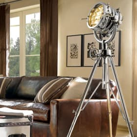 EICHHOLTZ – Floor Lamp Royal Master Sealight