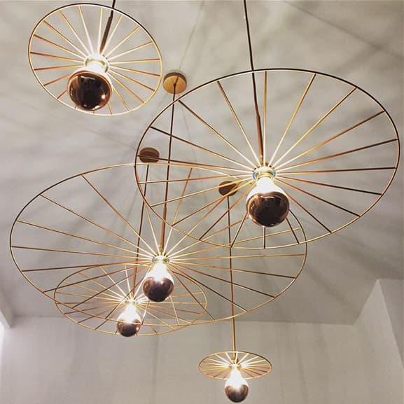 Aromas WHEEL ceiling