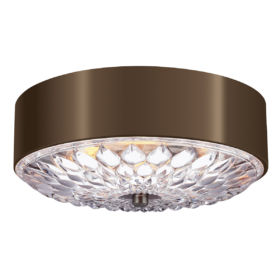 ELSTEAD – Botanic Medium Flush Mount