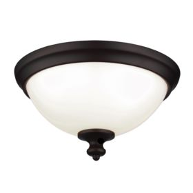 ELSTEAD – Parkman Flush Mount