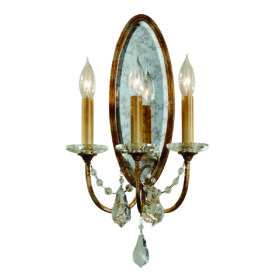 ELSTEAD – Valentina 3lt Wall Light