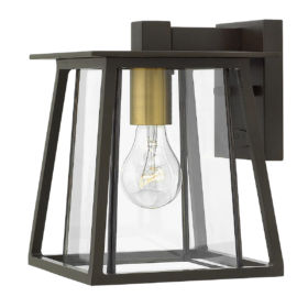 ELSTEAD – Walker Small Wall Lantern