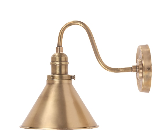 ELSTEAD – Provence 1Lt Wall Light Old Bronze / Polished Nickel / Aged Brass